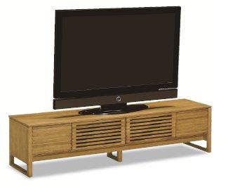 50型テレビを幅180のTV台に乗せた場合