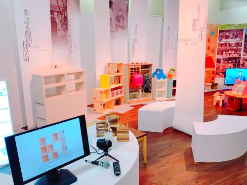 九州産業大学とのコラボ家具